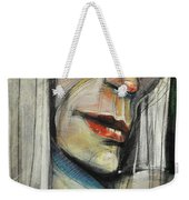 Rock Diva Or Pris Weekender Tote Bag