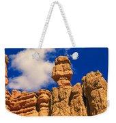 Rock Formations, Bryce National Park Weekender Tote Bag
