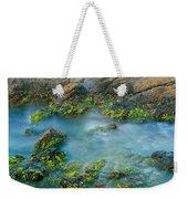 Rock Formations In The Sea, Bird Rock Weekender Tote Bag