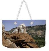 Rock Formations Weekender Tote Bag