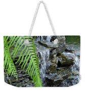 Rock Fountain II Weekender Tote Bag