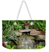Rock Fountain IIi Weekender Tote Bag