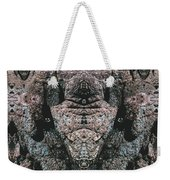Rock Gods Elephant Stonemen Of Ogunquit Weekender Tote Bag