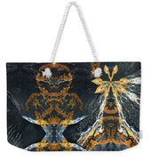 Rock Gods Lichen Lady And Lords Weekender Tote Bag