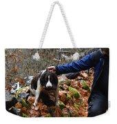 Rock Hound Weekender Tote Bag
