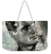 Rock Hudson Hollywood Actor Weekender Tote Bag