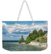 Rock Island Summer Weekender Tote Bag