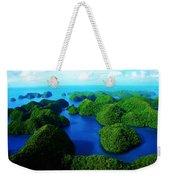 Rock Islands Weekender Tote Bag