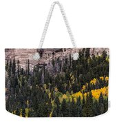 Rock Ledge Weekender Tote Bag