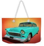Rock N Roll 55 Weekender Tote Bag