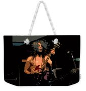 Rock N Roll Weekender Tote Bag