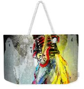 Rock N Roll The Bones Weekender Tote Bag
