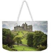 Rock Of Cashel Cashel County Tipperary Weekender Tote Bag