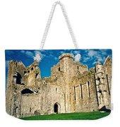 Rock Of Cashel Ireland Weekender Tote Bag