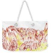 Rock Outcrop Weekender Tote Bag