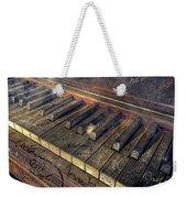 Rock Piano Fantasy Weekender Tote Bag