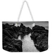 Rock Pool Weekender Tote Bag