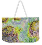 Rock Pool Weekender Tote Bag