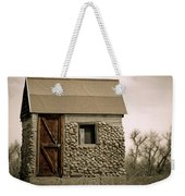 Rock Shed 2 Weekender Tote Bag
