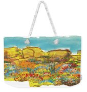 Rock Springs Weekender Tote Bag