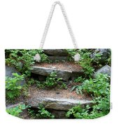 Rock Stairs Weekender Tote Bag