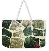 Rock Wall 01 Weekender Tote Bag