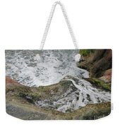 Rock Water Weekender Tote Bag