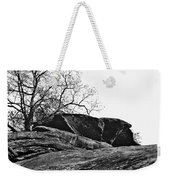 Rock Wave Weekender Tote Bag