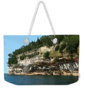 Rock With Colors Weekender Tote Bag