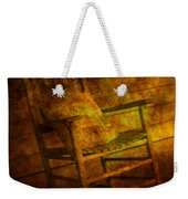Rock Without The Roll Weekender Tote Bag