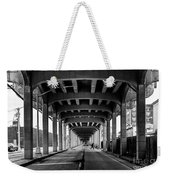 Rockaway Freeway, Queens New York Weekender Tote Bag