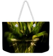 Rocket Propelled Tulips Weekender Tote Bag