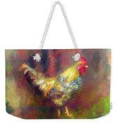 Rockin' Rooster Weekender Tote Bag