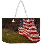Rockin' The Flag Weekender Tote Bag