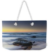 Rockin The Sunrise Seascape Weekender Tote Bag
