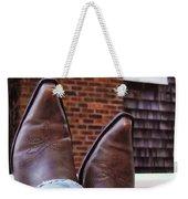 Rocking Kicks Weekender Tote Bag