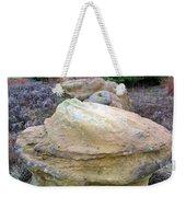 Rocks 4 Weekender Tote Bag