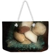 Rocks And Dust Weekender Tote Bag