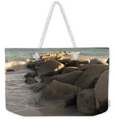 Rocks And Hills Weekender Tote Bag