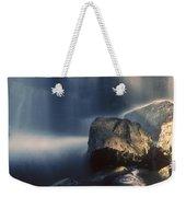 Rocks And Waterfalls Weekender Tote Bag