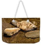 Rocks At Rest Weekender Tote Bag
