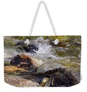 Rocks In A Stream 2a Weekender Tote Bag