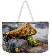 Rocks In The Creek Weekender Tote Bag