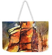 Rocks Of Lovett Weekender Tote Bag