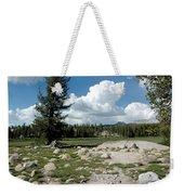 Rocks Of Tuolumne Meadows Weekender Tote Bag