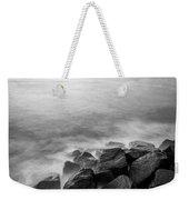 Rocks To The Ocean Weekender Tote Bag