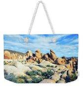 Rocks Upon Rocks Weekender Tote Bag