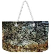 Rocky Abstraction Weekender Tote Bag