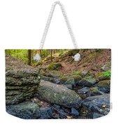 Rocky Brook Weekender Tote Bag
