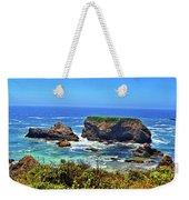 Rocky California Coast 006 Weekender Tote Bag